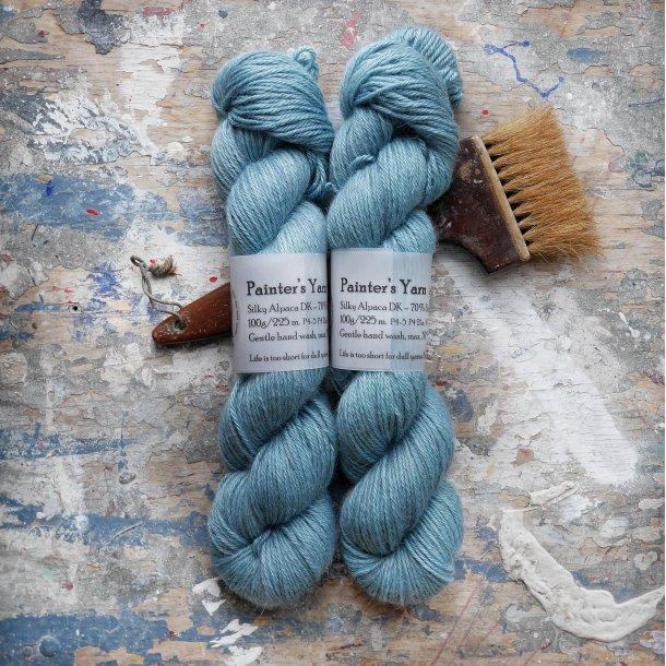 Silky Alpaca DK 'Dusty Turquoise' 100g/225m