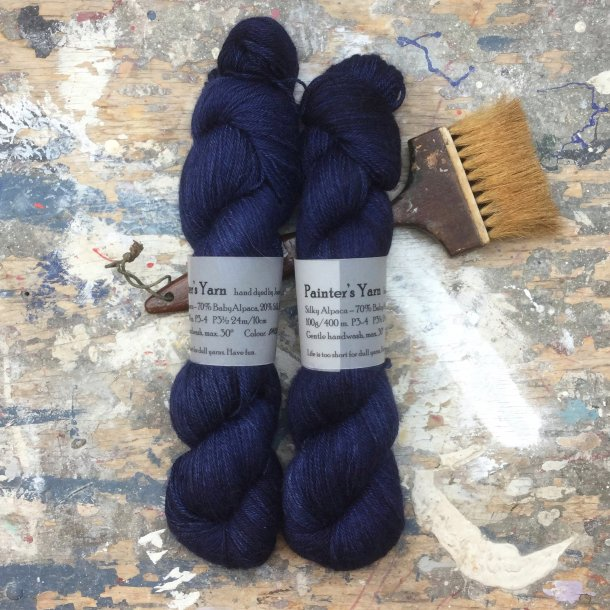Silky Alpaca 'Dark Night'